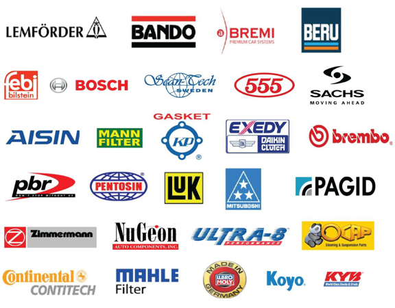 Race Car Parts Suppliers